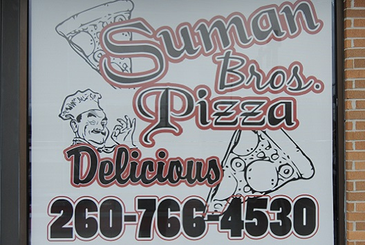 Suman Bros. Pizza (Portland)
