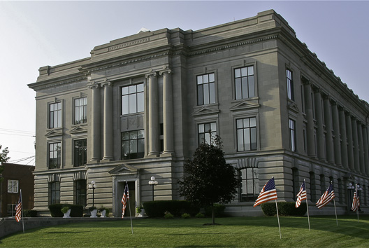 Jay County Courthouse