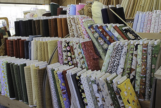 Stickley's Quilt Shop