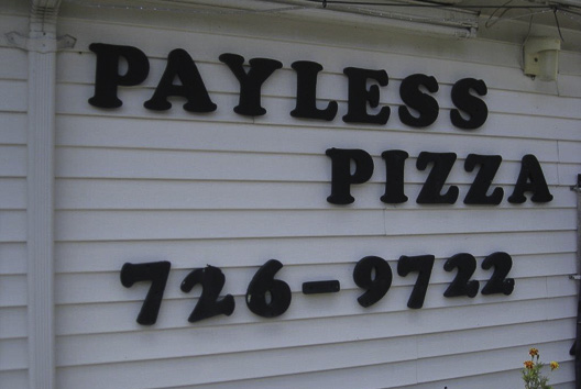 Payless Pizza